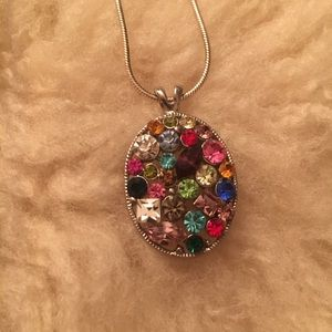 Jewelry - Vintage Colorful Necklace
